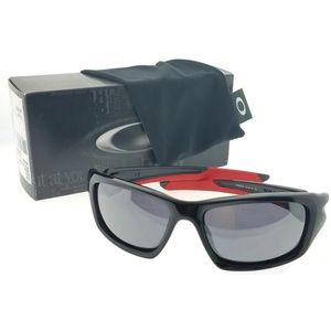 Oakley OO9236-22 Men's Black Frame Sunglasses
